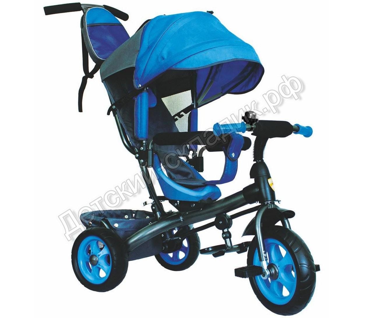 watermarked-велосипед виват голубой+серый