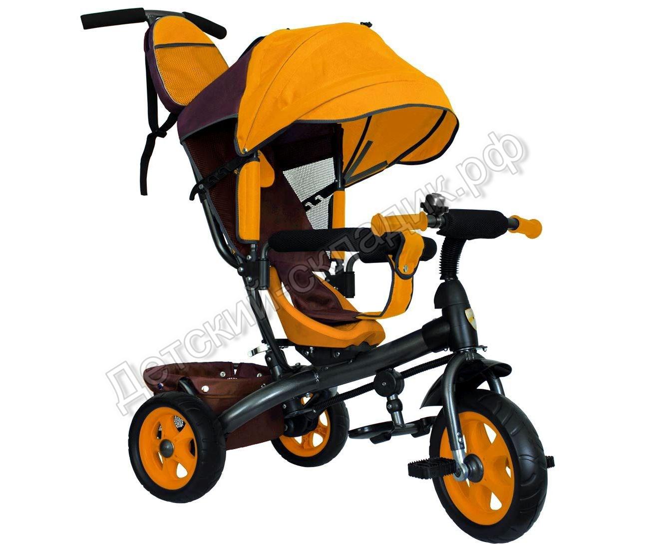 watermarked-велосипед виват желтый+коричневый_cr