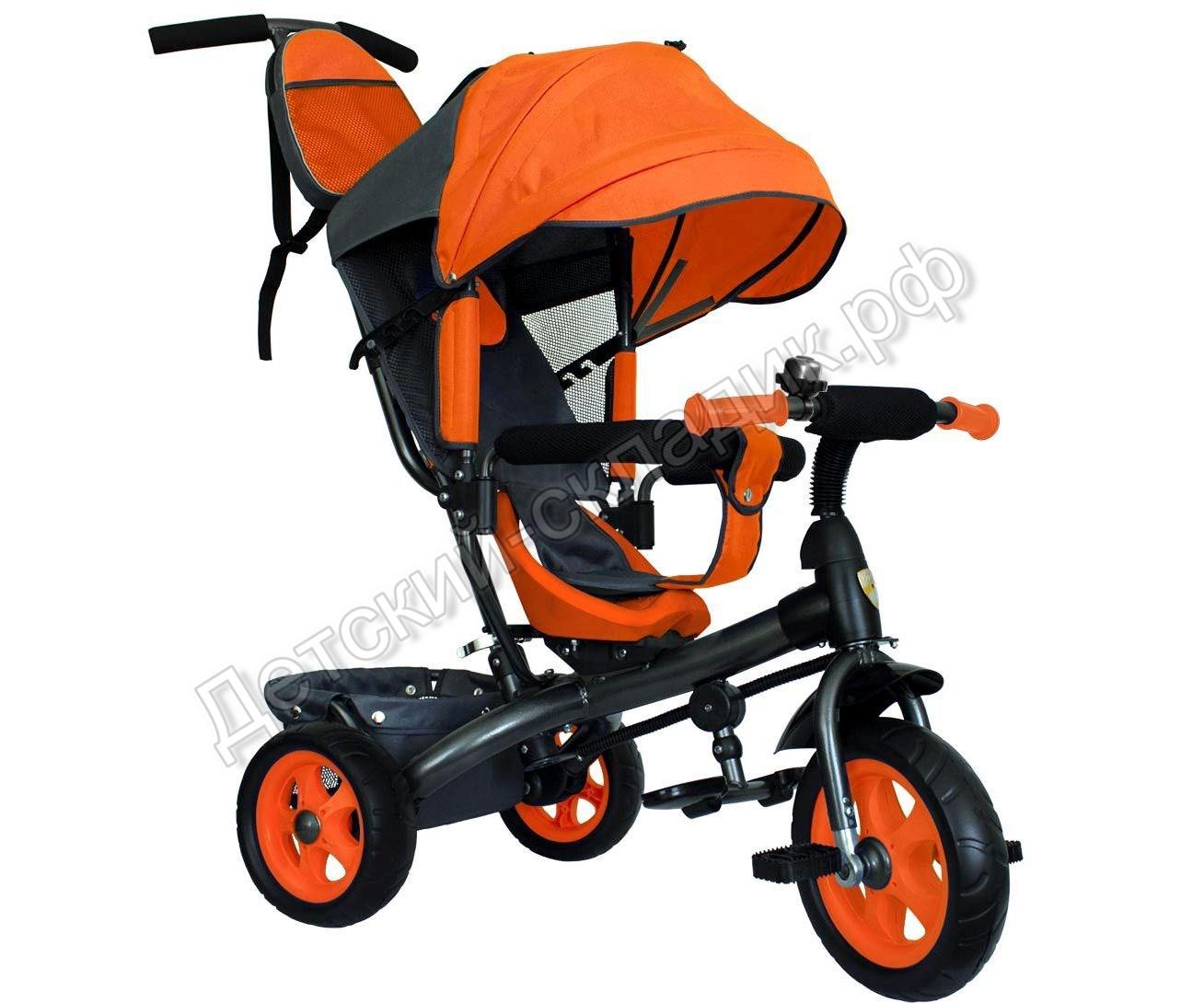 watermarked-велосипед виват оранж+серый_cr