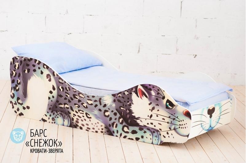 Детская кровать -Барс- Снежок-