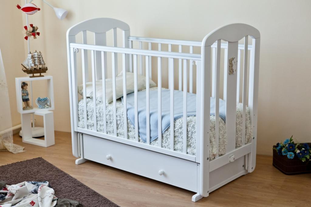Кровати для самых маленьких